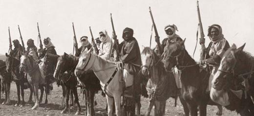 パレスチナ問題の経緯 第一次世界対戦中