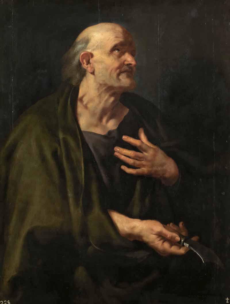 バルトロマイ ナタナエル/フィリポの友人 イエスの12弟子・12使徒