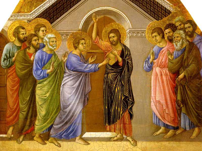 トマス・ディディモ|イエスの12弟子・12使徒